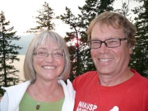 Brian & Marilyn Deobald, hosts of Serenity Views