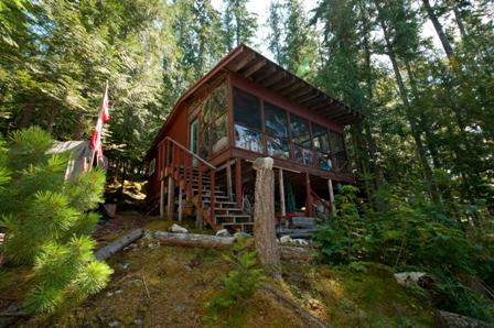 Camping Cabin Serenity Views