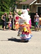 Trashion 2014 Participant in Nakusp Parade